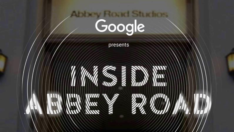 Inside Abbey Road with Google Cardboard | The Lowdown