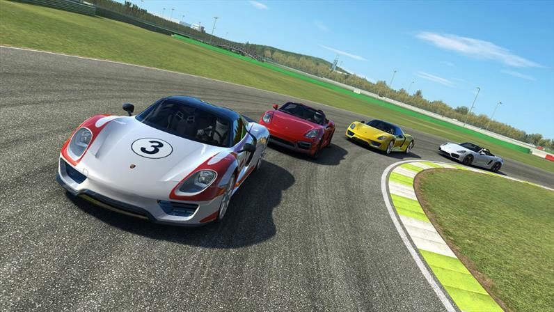 The best mobile racing games | The Lowdown