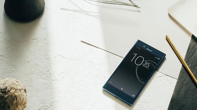 Sony XZ Premium & XA1
