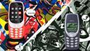 We compare: Nokia 3310 (2017) v 3310 (2000)
