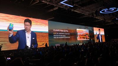 Huawei reveals all – and we were there!