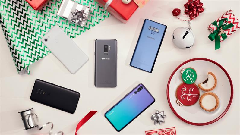 Great Christmas Gifts.5 Phones That Ll Make Great Christmas Gifts The Lowdown