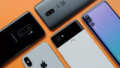 Which smartphones made the biggest splash this year? See our highlights…