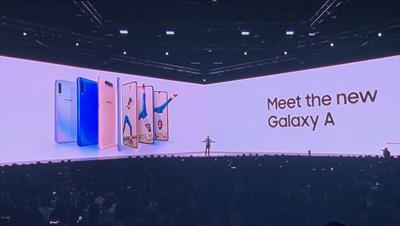 Meet the new Galaxy A…