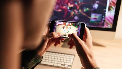 See what 5G can do to the gaming industry...