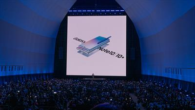 Samsung just unveiled the new Note10 – and there's plenty to get excited about…