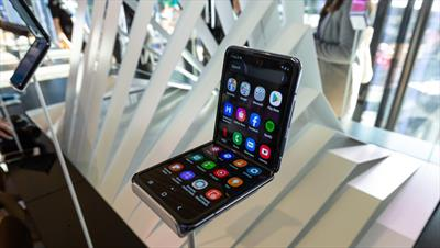 A smartphone that flips and folds? Find out everything you need to know about Samsung's revolutionary new handset.