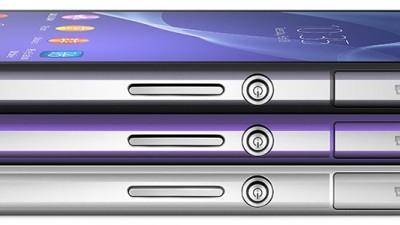 Reviews The Lowdown reviews The Sony Xperia Z3Xperia Z2 Black Vs White
