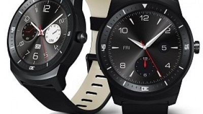 LG G Watch R press release image
