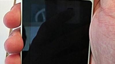 Sony Selfie phone prototype