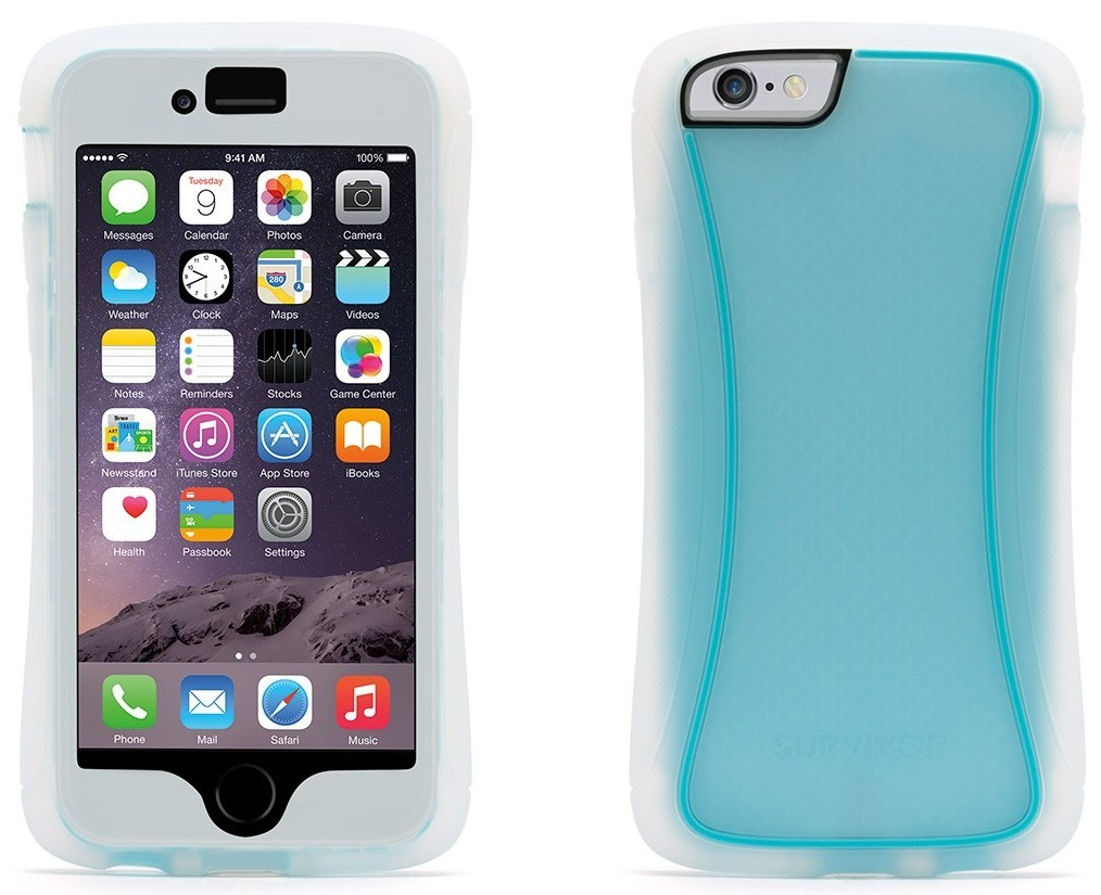 Griffin Survivor Slim case for iPhone 6