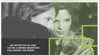 HTC Double Exposure event flyer
