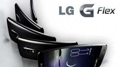 LG G Flex multiple photo