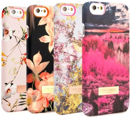 Ted Baker cases for iPhone 6