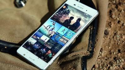 Sony Xperia Z3 lifestyle