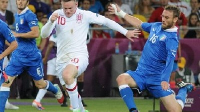 Wayne Rooney Euro 2012 featured