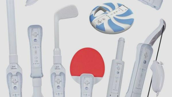 Wiimote accessories
