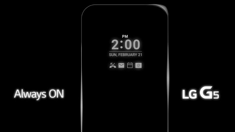 More details on the LG G5 are officially teased...
