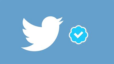 How to get the coveted blue tick on your Twitter profile...
