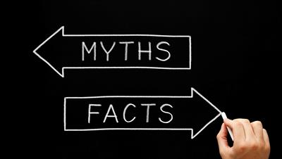 Are you guilty of believing any of these common misconceptions?