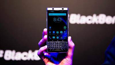 BlackBerry has revealed its new Android phone at MWC Barcelona…