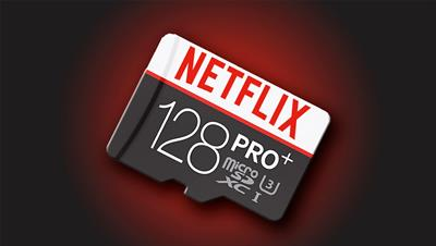Find out how to save an entire Netflix series to your device...
