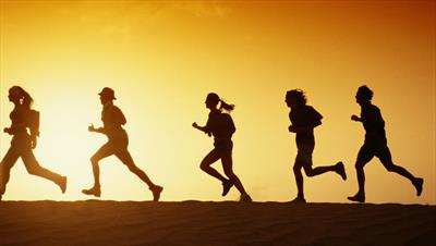 It's a new fitness app that puts the fun into your run…