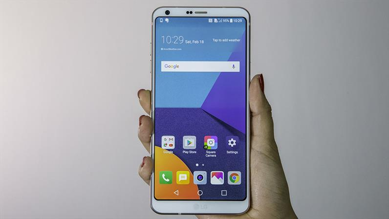 LG's stunning new flagship smartphone is here. Let
