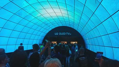 A few bits we found off the beaten track of the IFA tech conference...