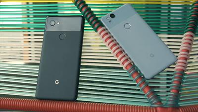 Meet the brand new smartphones by Google...