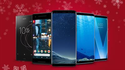 Five of the best flagship smartphones of 2017...