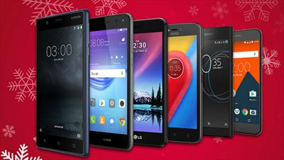 Six affordable smartphones that won't break the bank…