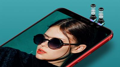 Are double-lens selfies about to become the norm?