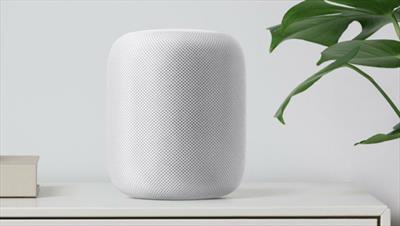 It's the smart speaker and home assistant with Siri built-in…