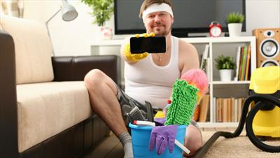 Your smartphone needs some tidying up, too...