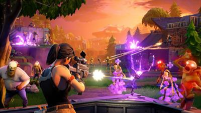If you're playing a lot of Fortnite, here's how to make the most of your data...