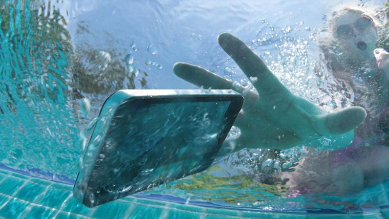 If you're planning on taking your phone poolside, read on…