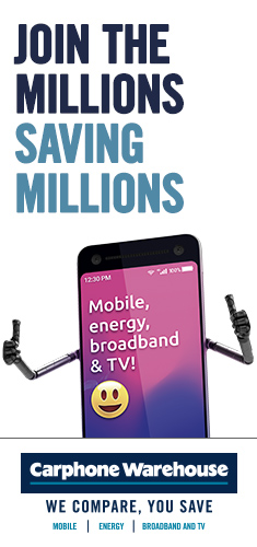 Mowbli, Carphone Warehouse